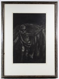 """Lot 590: Douglas Johnson (20th Century) """"Struts and Frets"""" Artist Proof Print; Undated, pencil signed lower right, titled lower left, depicting a abstract image"""