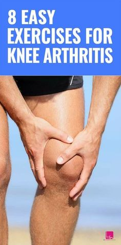 exercise for arthritic knee what yoga to do when suffering