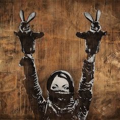 Two Street Artists and Artist Collective Labeled Terrorists in Egypt