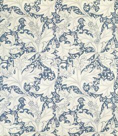Wallflower wallpaper, by William Morris