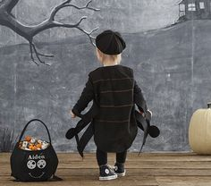 Baby Spider Costume | Pottery Barn Kids