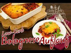 Low-Carb Bolognese-Auflauf mit Paprika - einfach gezaubert & köstlich