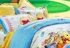 Winnie the Pooh Bedroom | Winnie The Pooh Full Bedding