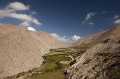 Valle del Elqui . Chile
