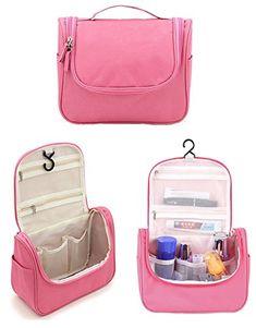 a3716e942 CINEEN resistente al agua Neceser de viaje Make Up maletín de cosmética  constitución Bolsa Maquillaje Neceser