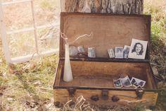 Vintage Time Travel Wedding Shoot