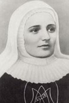 Newly canonized saint.  Laura di Santa Caterina da Siena Montoya y Upegui  She gave up her dream of being in a Carmelite convent to be a missionary in South America and work with the native peoples.
