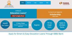 Central Government Scheme - Vidya Lakshmi Completes One Year, Aimed At Economically Poor Students Seeking Educational Loan Central Government, Online Tests, First Year, Student Loans, Students, How To Apply, This Or That Questions, Education, Easy