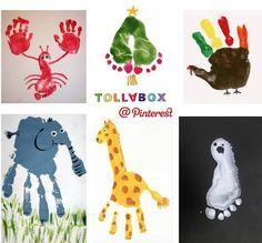 Malen mit Hand und Fuß                                                                                                                                                                                 Mehr