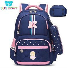 SUN EIGHT Orthopedic Unisex Children School Backpack School bags For Student  Waterproof Backpack Kids School bag 2018 - Touchy Style 53bdce9f1c4db