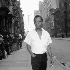 """sanaalathanon Instagram:  Happy birthday#JamesBaldwin#Repost@lenawaithe ・・・ """"I imagine one of the reasons people cling to their hates so stubbornly is because they sense, once hate is gone, they'll be forced to deal with pain"""" Happy Birthday, Mr. Baldwin. We need your words now more than ever.  [August 2, 2020] James Baldwin, We Need You, Pretty Boys, People, Hate, Mens Tops, Happy Birthday, Instagram, Happy Brithday"""