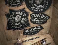 "Check out new work on my @Behance portfolio: ""FONZ-D"" http://be.net/gallery/36563379/FONZ-D"