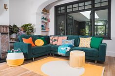 Interior Design Advice, Interior Styling, Interior Inspiration, Home And Living, Home And Family, Living Room, Beautiful Sofas, Beautiful Interiors, Big Chill