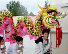 Chinese Dragon | ... Carnival Chinese Dragon dancing rehearsal. CastleofCostaMesa.Com