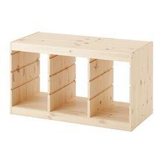 RoomClipの部屋写真を参考に、「【IKEA/イケア】TROFAST フレーム, パイン材」を購入することが出来ます。RoomClipでは部屋写真に写っている商品情報も登録できます!