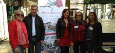MOTRIL. Los populares destacan el trabajo y dedicación de la Asociación de Diabéticos de Motril (ADIMO).