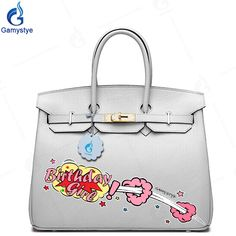 1cb09d28bf08 Find More Top-Handle Bags Information about POP ART GIFT for Birthday Girl  Bags Real