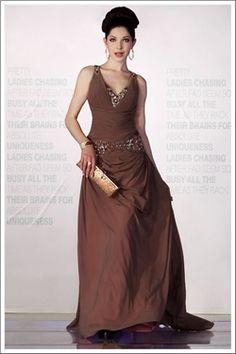 床まで届くの長さ ホルター 袖がない エレガント フォーマルイブニングドレス (1714869)