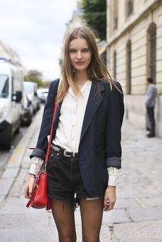 Models Off Duty: Tilda Lindstam (IMG, NY): celebrating The Queen Bee of the SS13 runway