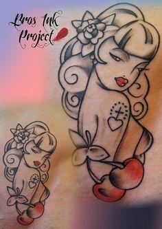 tattoo braccio donna ancora - Cerca con Google
