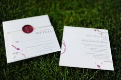 love.. i want these for the rehearsal dinner invites!