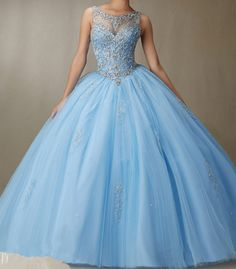 Find More Quinceanera Dresses Information about 2016 New Blue Quinceanera…