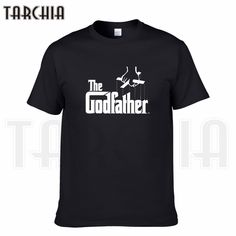 Special price TARCHIA 2017 new brand the godfather t-shirt cotton tops tees men short sleeve boy casual homme tshirt t shirt plus fashion just only $10.04 with free shipping worldwide  #tshirtsformen Plese click on picture to see our special price for you