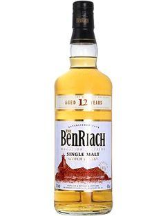 Whisky II - Benriach 12 Jahre - Tasting-Notes: Mittelschwerer und runder Whisky. Honig- und Vanillearomen. Leichte Andeutungen von Schokolade und Gewürzen.