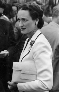 H.G. Duchess Wallis of Windsor, née Warfield  (1896-1986)