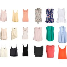 Designer Clothes, Shoes & Bags for Women Sleeveless Tops, Capsule Wardrobe, Shoe Bag, Stuff To Buy, Shopping, Collection, Design, Women, Fashion