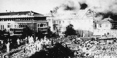 Imperial Hotel Surviving Earthquake