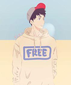 Image in anime boy collection by Akane_Fuchs Free Characters, Anime Characters, Hot Anime Boy, Anime Guys, Neko, Yamazaki Sousuke, Swimming Anime, Splash Free, Free Eternal Summer