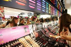 Sephora, which does allow returns of opened beauty products, FYI. Photo: Mark Metcalfe/Getty Images