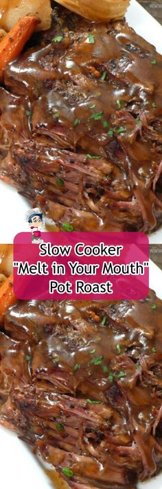 "slow cooker ""melt in your mouth"" pot roast Crustless Broccoli Quiche, Thin Sliced Chicken, Hamburger Stew, Slow Cooker Meatloaf, Chicken Broccoli Casserole, Oven Dishes, Melt In Your Mouth, Cream Of Chicken Soup, Meatloaf Recipes"
