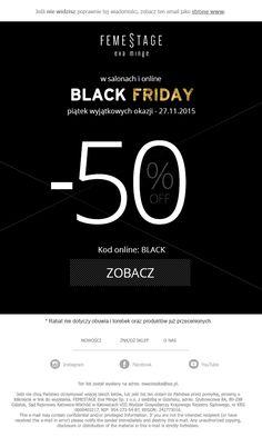 MarketingAD | Black Friday Femestage