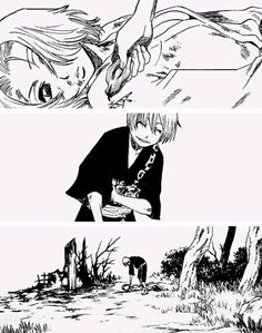 Discovered by Plantagenet. Find images and videos about anime, manga and anime girl on We Heart It - the app to get lost in what you love. Bleach Fanart, Bleach Manga, Bleach Characters, Fictional Characters, Ichimaru Gin, Rangiku Matsumoto, Bleach Couples, Plantagenet, Shinigami