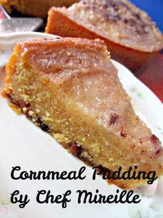 Cornmeal Pudding