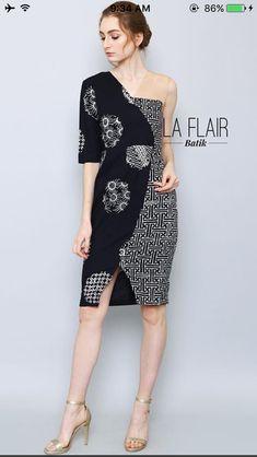 Contoh baju mama - - Contoh baju mama Source by Esutioso Model Dress Batik, Batik Dress, Cute Fashion, Look Fashion, Womens Fashion, Fashion Design, Batik Kebaya, Dress Brokat, Blouse Batik