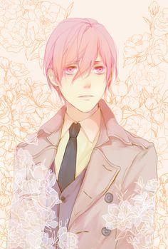Tadaomi Shirotani // Ten Count Chibi Boy, Anime Chibi, Manga Anime, Anime Art, Takarai Rihito, Deadman Wonderland, 10 Count, Bishounen, Manga Boy