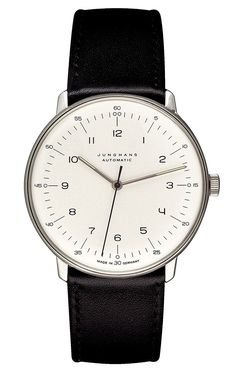 Junghans 3500 Mens Watch Max Bill Automatic Analog