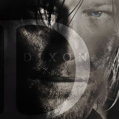 Daryl Dixon ~ The Walking Dead Fan Art