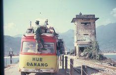 Da Nang, Vietnam War, Marines, Big Ben, Train, Photo And Video, History, World, Building