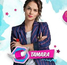 Ellas es Támara, Interpretada por Luz Cipriota (creo) ella es la dueña del Jam and Roller