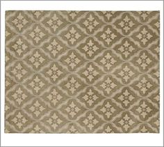 Really wish this would go on sale! Misha Diamond Rug #potterybarn