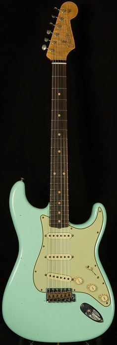 Stratocaster Guitar, Fender Guitars, Fender Relic, Guitar Players, Custom Guitars, Vintage Guitars, Electric Guitars, Bass, Instruments