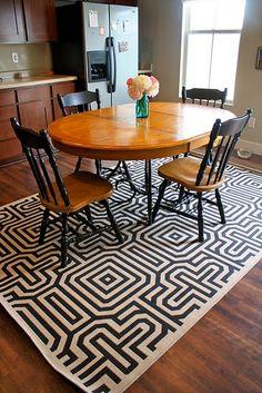 rug for living room?
