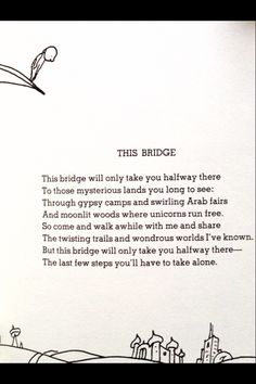 Shel Silverstein - love Shel Silverstein!  I read him to the boys all the time!