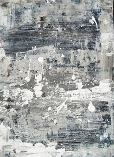 abstract textured painting by Jolina Anthony