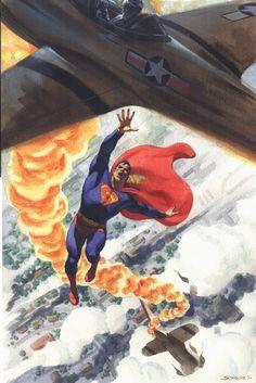 Superman •Steve Rude