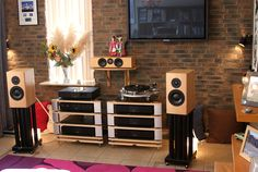 A beautiful system with Naim at its heart